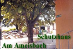 Schutzhaus am Ameisbach